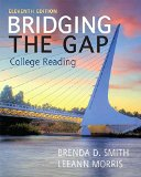 Bridging the Gap Plus MyReadingLab with EText -- Access Card Package  11th 2014 edition cover