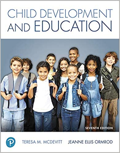 Child Development and Education  7th 2020 9780134806778 Front Cover