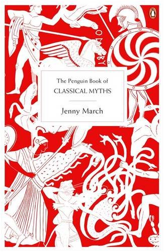 Penguin Book of Classical Myths   2009 edition cover