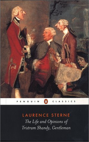Life and Opinions of Tristram Shandy, Gentleman   2003 (Revised) edition cover