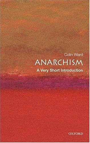 Anarchism   2004 edition cover