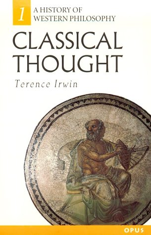 Classical Thought   1997 9780192891778 Front Cover