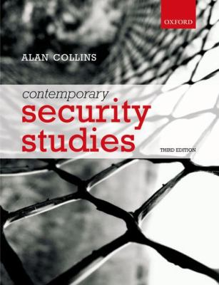 Contemporary Security Studies  3rd 2012 edition cover
