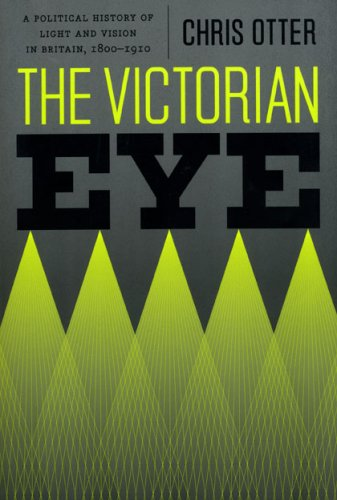 Victorian Eye A Political History of Light and Vision in Britain, 1800-1910  2008 edition cover