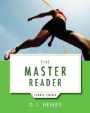 The Master Reader:   2014 9780321916778 Front Cover