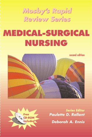 Medical-Surgical Nursing  2nd 2001 (Revised) edition cover
