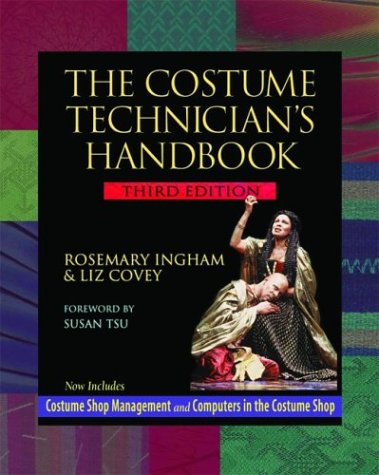 Costume Technician's Handbook  3rd 2003 (Revised) edition cover