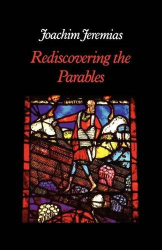 Rediscovering the Parables   1978 9780334013778 Front Cover