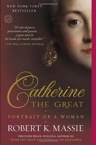 Catherine the Great Portrait of a Woman  2012 edition cover