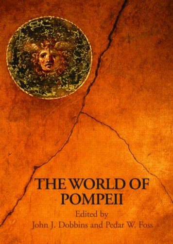 World of Pompeii   2008 edition cover
