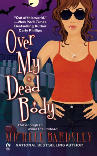 Over My Dead Body   2009 edition cover