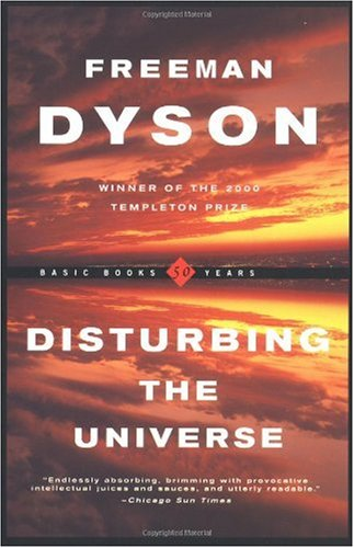 Disturbing the Universe  Reprint edition cover