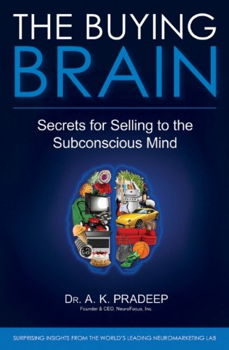 Buying Brain Secrets for Selling to the Subconscious Mind  2010 edition cover