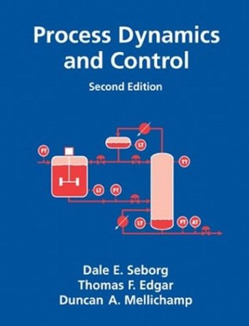 Process Dynamics and Control  2nd 2004 (Revised) edition cover