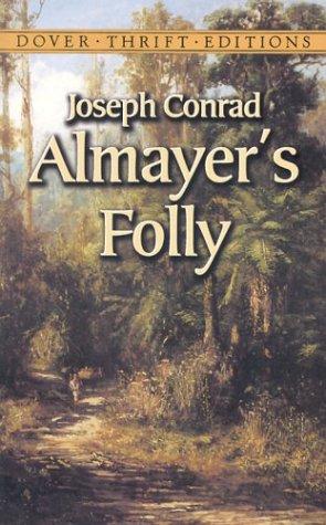 Almayer's Folly   2003 (Unabridged) edition cover