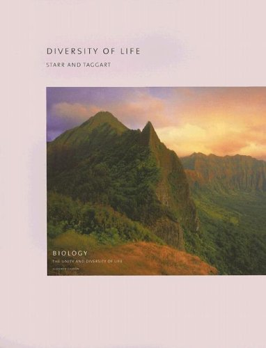 Diversity of Life  11th 2006 (Revised) 9780495125778 Front Cover