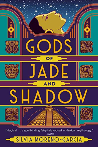 Cover art for Gods of Jade and Shadow