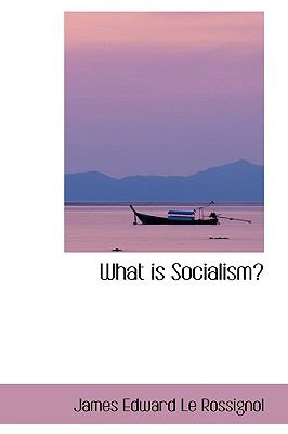 What Is Socialism?:   2008 edition cover