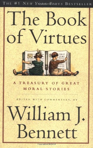 Book of Virtues   1996 edition cover