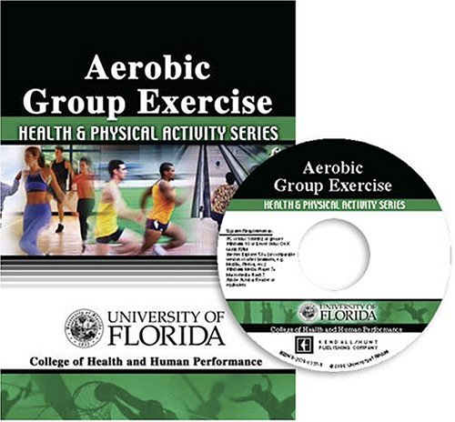 Aerobic Group Exercise Health and Physical Activity Series Revised 9780757517778 Front Cover
