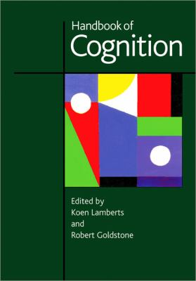 Handbook of Cognition   2005 9780761972778 Front Cover
