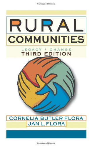 Rural Communities Legacy and Change 3rd 2008 (Revised) 9780813343778 Front Cover