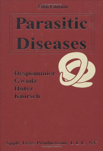 Parasitic Diseases 5th 2006 edition cover