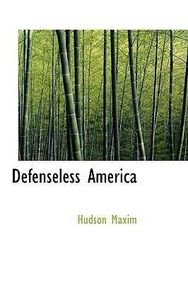 Defenseless America:   2009 edition cover