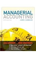 Managerial Accounting  5th 2013 edition cover