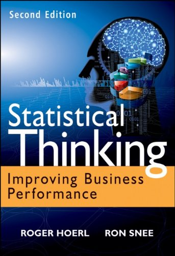 Statistical Thinking Improving Business Performance 2nd 2012 edition cover