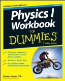 Physics I Workbook for Dummies�  2nd 2014 edition cover
