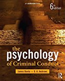 Psychology of Criminal Conduct  6th 2017 (Revised) 9781138935778 Front Cover