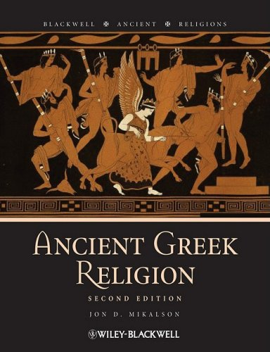 Ancient Greek Religion  2nd 2010 edition cover