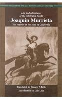 Life and Adventures of the Celebrated Bandit, Joaquin Murrieta His Exploits in the State of California  1999 edition cover