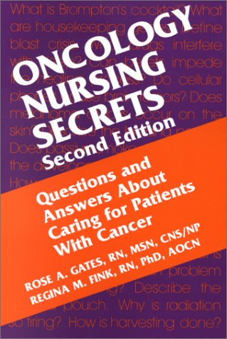 Oncology Nursing Secrets  2nd 2001 (Revised) edition cover