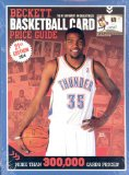 Beckett Basketball Card Price Guide: 2013 Edition  2013 9781936681778 Front Cover