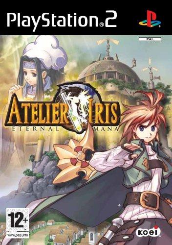 Atelier Iris - Eternal Mana (PS2) by Koei PlayStation2 artwork