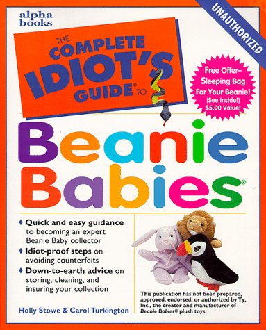 Beanie Babies   1998 9780028630779 Front Cover