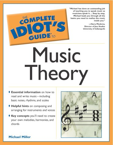 Music Theory   2002 edition cover