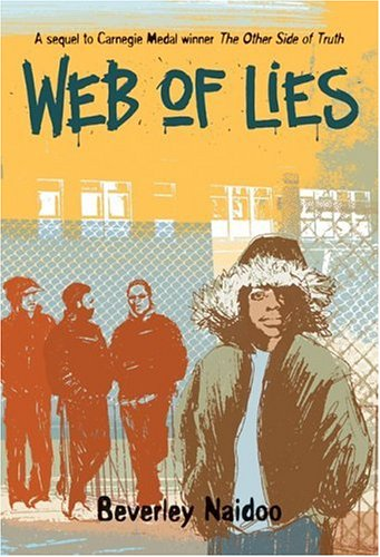 Web of Lies   2007 9780060760779 Front Cover