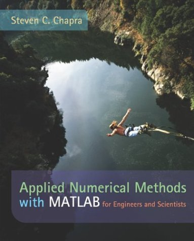 Applied Numerical Methods with MATLAB for Engineering and Science with Engineering Subscription Card   2005 edition cover