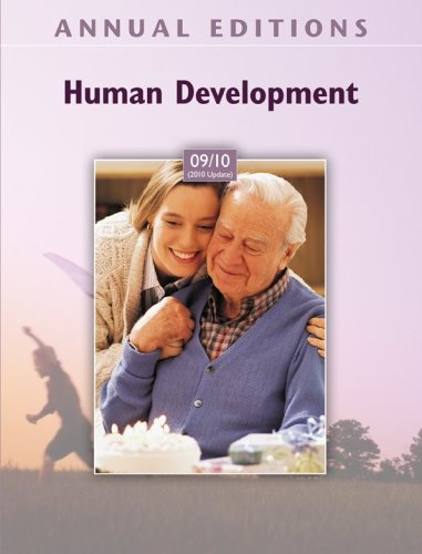 Human Development 09/10  38th 2010 (Revised) 9780078127779 Front Cover
