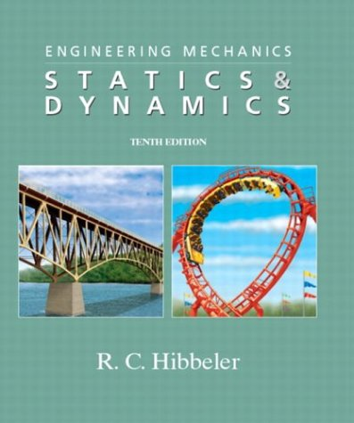 Engineering Mechanics - Combined  10th 2004 edition cover