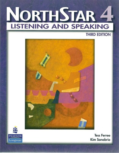 NorthStar - Listening and Speaking  3rd 2009 (Student Manual, Study Guide, etc.) edition cover