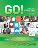 GO! with Office 2016 Volume 1   2017 9780134320779 Front Cover