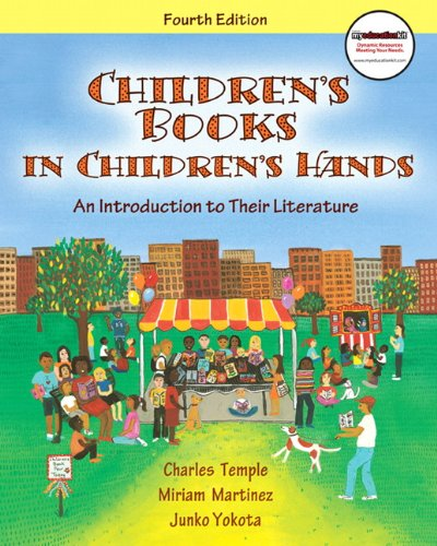 Children's Books in Children's Hands An Introduction to Their Literature 4th 2011 edition cover