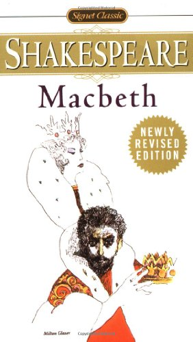 Macbeth  2nd 2000 (Revised) edition cover