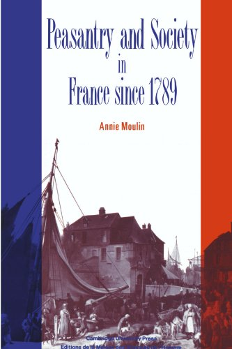 Peasantry and Society in France since 1789   1991 edition cover