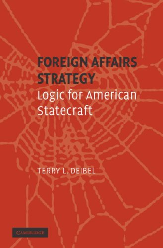 Foreign Affairs Strategy Logic for American Statecraft  2007 edition cover