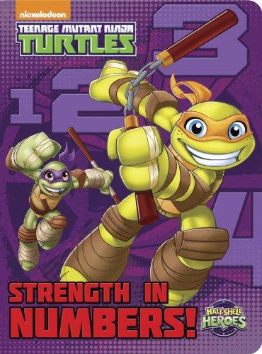 Strength in Numbers! (Teenage Mutant Ninja Turtles: Half-Shell Heroes))   2014 9780553497779 Front Cover